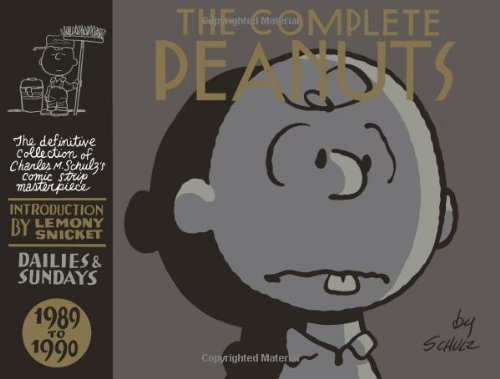 Charles M. Schulz The Complete Peanuts 1989 1990