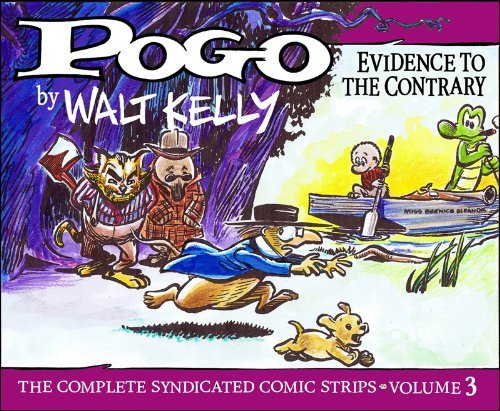 Walt Kelly Pogo Vol. 3 Evidence To The Contrary