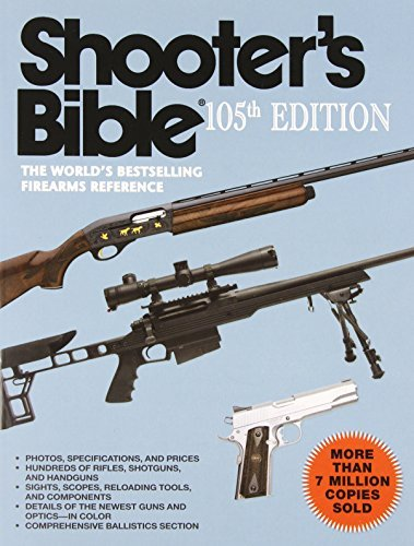 Jay Cassell Shooter's Bible 105th Edition The World's Bestselling Firearms Reference 0105 Edition;