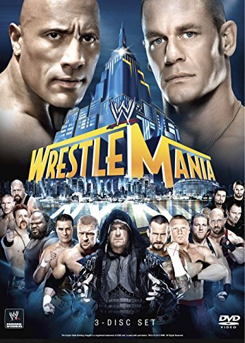 Wwe Wrestlemania 29 DVD Nr