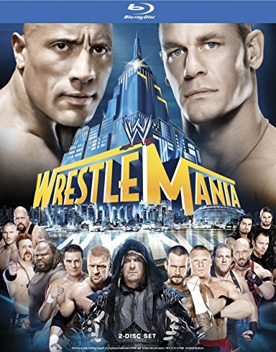 Wwe Wrestlemania 29 Blu Ray Pg Ws