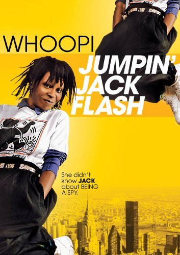 Jumpin' Jack Flash Goldberg Whoopi Ws R