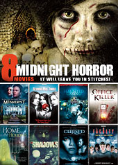 Midnight Horror Collection Midnight Horror Collection Nr 2 DVD