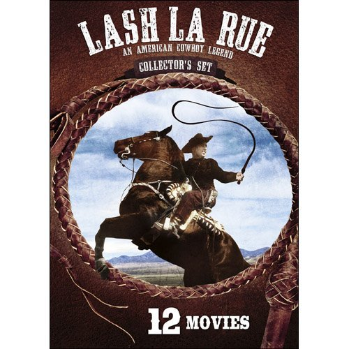 Lash La Rue Collector's Set Nr 2 DVD