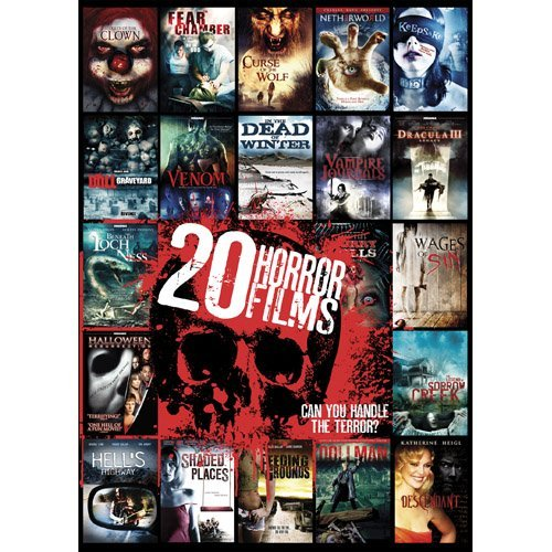 Vol. 4 20 Film Horror Pack 20 Film Horror Pack Ws Nr 4 DVD