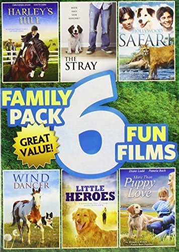 Vol. 5 6 Film Family Pack 6 Film Family Pack Nr 2 DVD