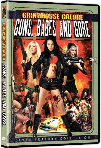 Grindhouse Galore Guns Babes Grindhouse Galore Guns Babes Ws Nr
