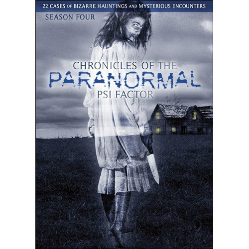 Chronicles Of The Paranormal Psi Factor Season 4 Nr 3 DVD