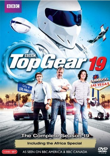 Top Gear Season 19 Nr 3 DVD