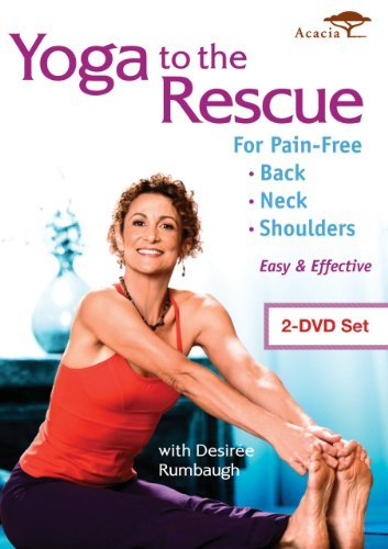 Yoga To The Rescue For Pain Fr Rumbaugh Desiree Nr 2 DVD