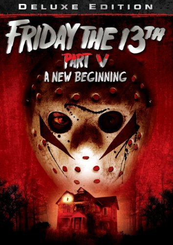 Friday The 13th Part 5 A New Beginning Shepard Kinnaman Ross DVD R Ws