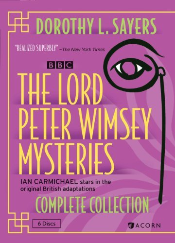Lord Peter Wimsey Mysteries C Lord Peter Wimsey Mysteries Nr 6 DVD
