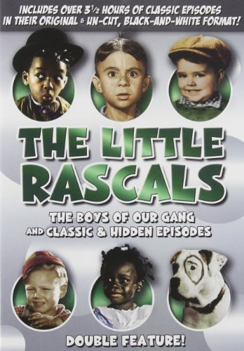 Boys Of Our Gang Classic Hidde Little Rascals Nr