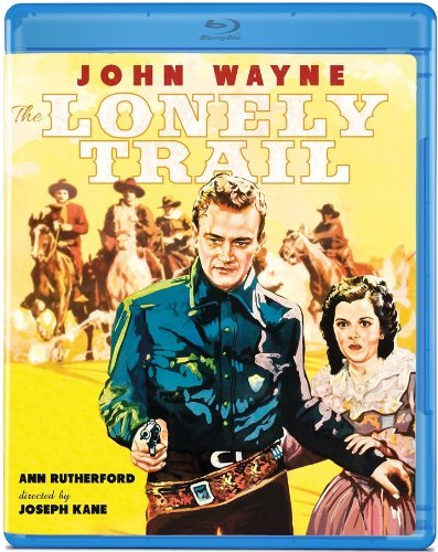 Lonely Trail (1936) Wayne John Blu Ray Nr