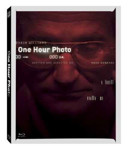 One Hour Photo Williams Robin Blu Ray Ws R