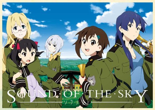 Sound Of The Sky (sora No Woto) Complete Series Litebox Jpn Lng Eng Sub
