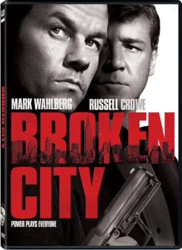Broken City Wahlberg Zeta Jones Crowe Ws R
