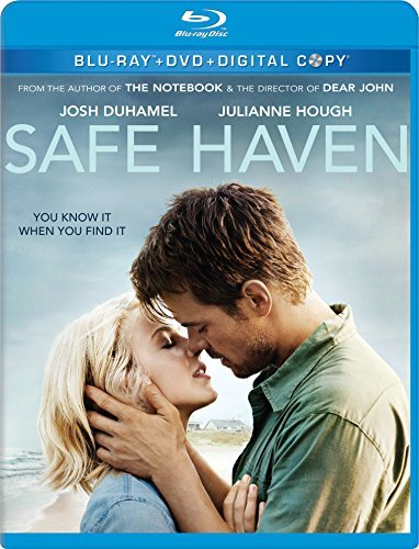 Safe Haven Hough Duhamel Blu Ray Ws Pg13 Incl. DVD Dc
