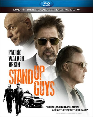 Stand Up Guys Pacino Walken Arkin Blu Ray Ws R Incl.Dc