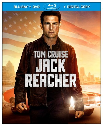 Jack Reacher Cruise Pike Duvall Blu Ray Ws Pg13 Incl DVD Dc Uv