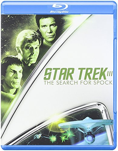 Star Trek Star Trek Iii Search For Spock Shatner Nimoy Pg Blu Ray Ws