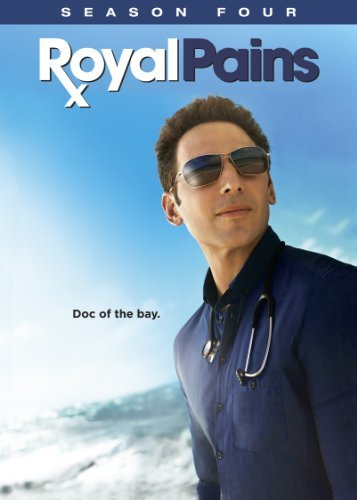 Royal Pains Season 4 DVD