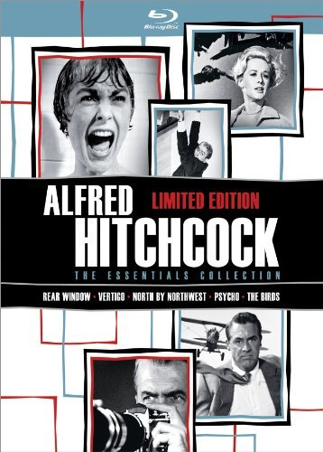 Alfred Hitchcock The Essentia Alfred Hitchcock The Essentia Blu Ray Ws Nr 5 Br Lmtd Ed.