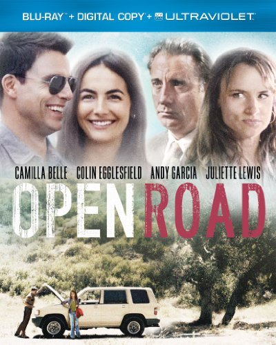 Open Road Belle Egglesfield Garcia Lewis Blu Ray Ws Nr Dc Uv