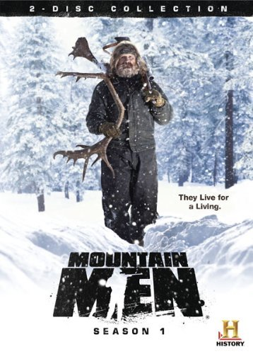 Mountain Men Season 1 DVD Nr