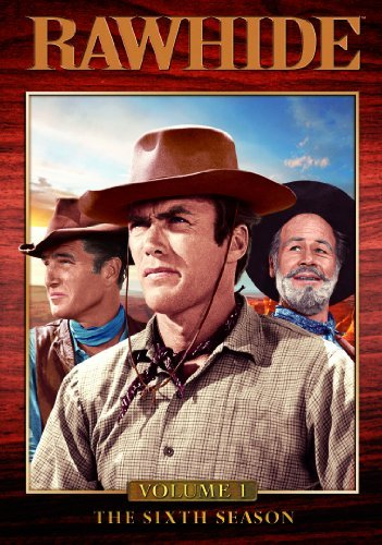 Rawhide Rawhide Vol. 1 Season 6 Nr 4 DVD
