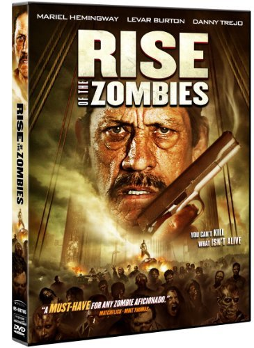 Rise Of The Zombies Trejo Hemingway Suplee Nr