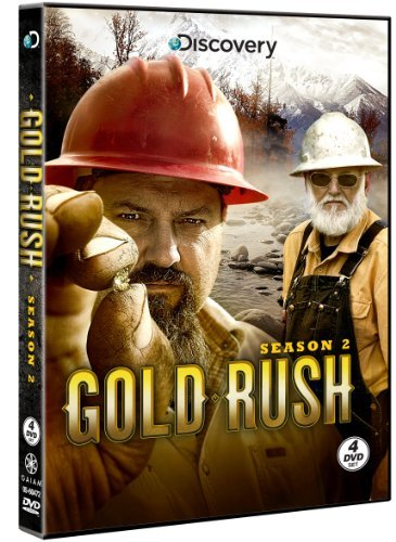 Gold Rush Season 2 DVD Tv14