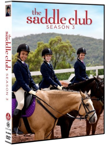 Saddle Club Saddle Club Season 3 Nr 3 DVD