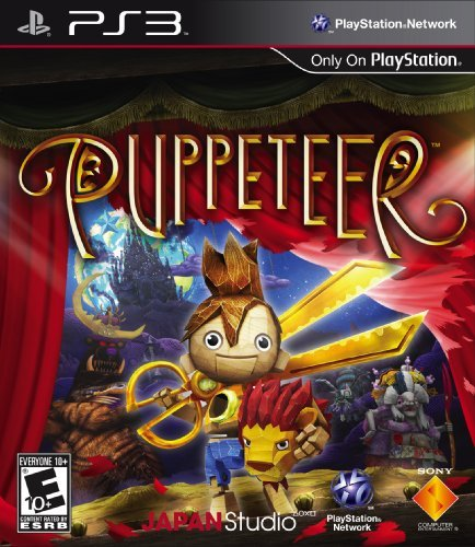 Ps3 Puppeteer Sony Computer Entertainment