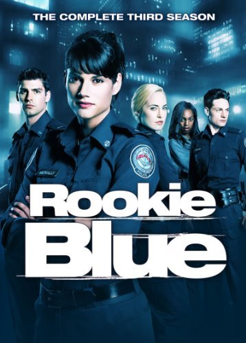 Rookie Blue Season 3 DVD Season 3