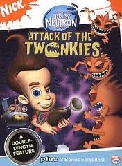 Adventures Of Jimmy Neutron Boy Genius Attack Of The Twonkies