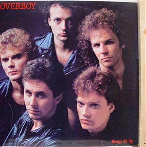 Loverboy Keep It Up