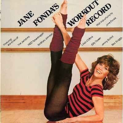 Jane Fonda's Workout Record Jane Fonda's Workout Record
