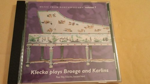 Paul Rey Klecka Klecka Plays Broege & Karlins