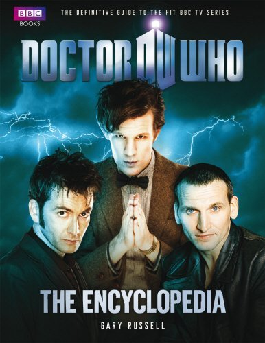 Gary Russell Doctor Who The Encyclopedia The Definitive Guide To The Hit