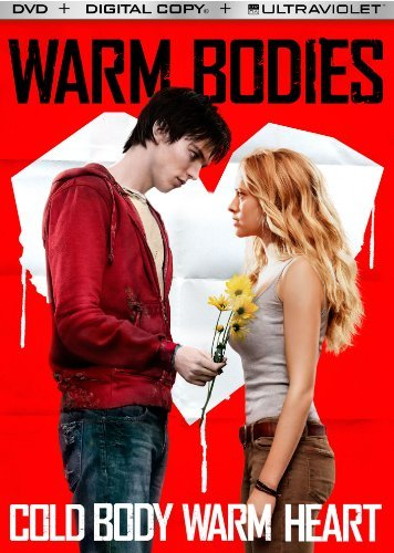 Warm Bodies Hoult Palmer DVD Dc Uv Pg13 Ws