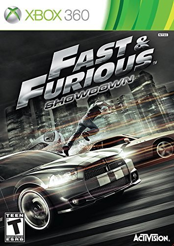 Xbox 360 Fast & Furious Showdown Activision Inc. T