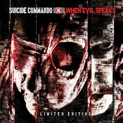 Suicide Commando When Evil Speaks Digipak