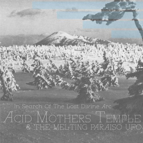Acid Mothers Temple & The Melt In Search Of The Lost Divine A Gatefold Lp Jacket