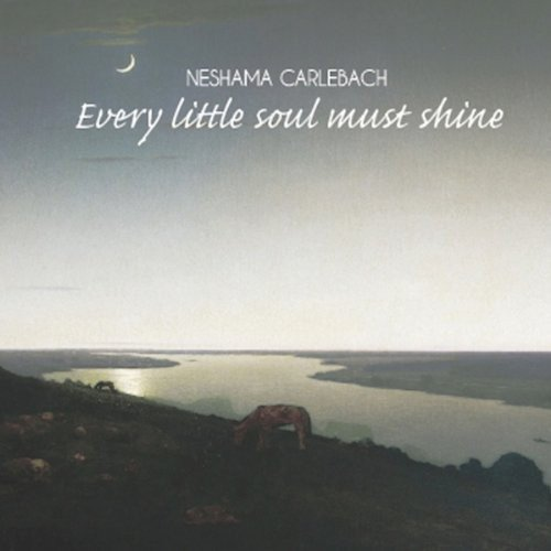 Neshama Carlebach Every Little Soul Must Shine Digipak