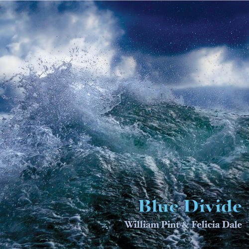 William & Felicia Dale Pint Blue Divide