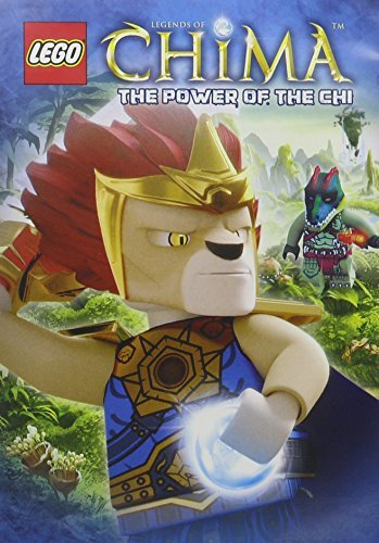 Lego Legends Of Chima Power Of The Chi DVD Nr