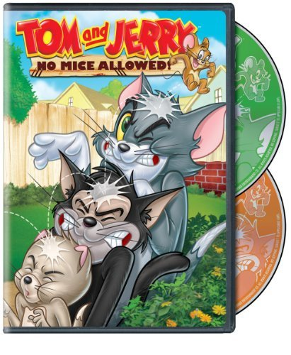 No Mice Allowed Tom & Jerry Nr