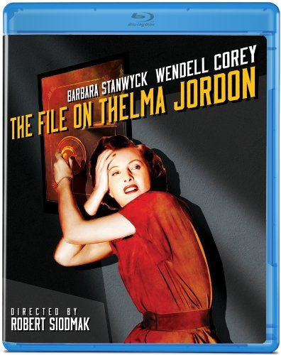 File On Thelma Jordon (1950) Stanwyck Corey Blu Ray Ws Nr