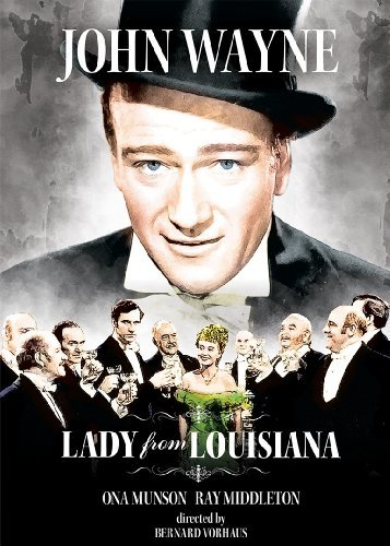 Lady From Louisiana (1941) Wayne John Nr